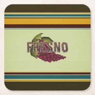 TEE Fresno Square Paper Coaster