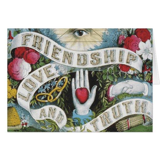 TEE Friendship Card
