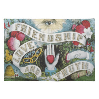 TEE Friendship Placemat