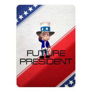TEE Future President Card