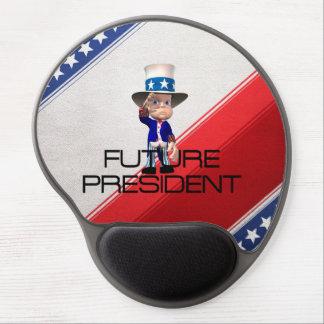 TEE Future President Gel Mouse Pad