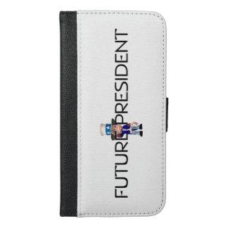 TEE Future President iPhone 6/6s Plus Wallet Case