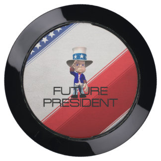 TEE Future President USB Charging Station