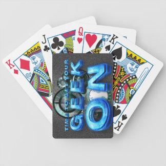 TEE Geek On Card Decks