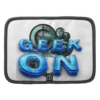 TEE Geek On Organizer