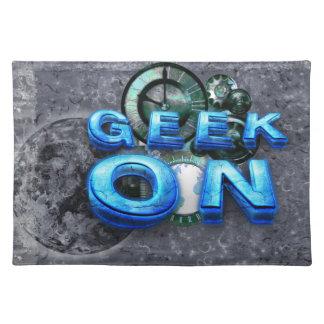 TEE Geek On Place Mat