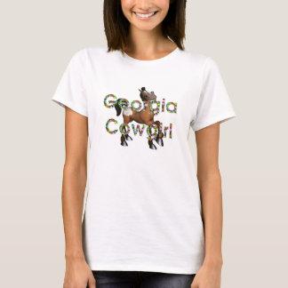 TEE Georgia Cowgirl