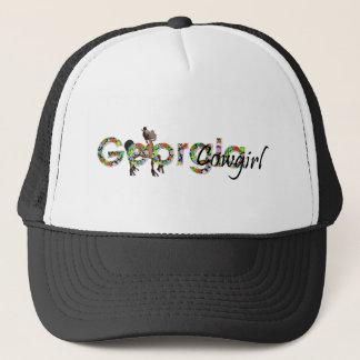 TEE Georgia Cowgirl Trucker Hat