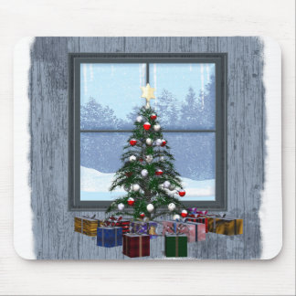 TEE Gift Tree Mouse Pad