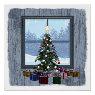 TEE Gift Tree Poster