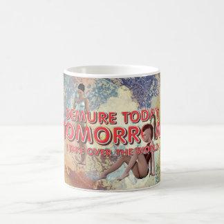 TEE Girls Take World Coffee Mug