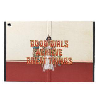 TEE Good Girls Achieve Powis iPad Air 2 Case
