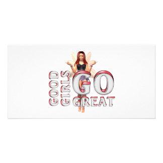 TEE Good Girls Card