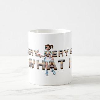 TEE Good Waitress Coffee Mug