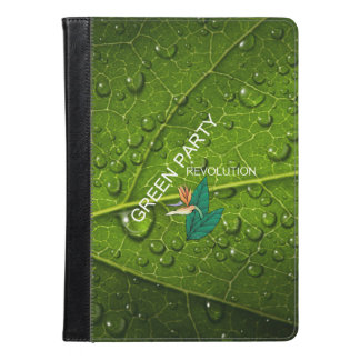 TEE Green Party iPad Air Case