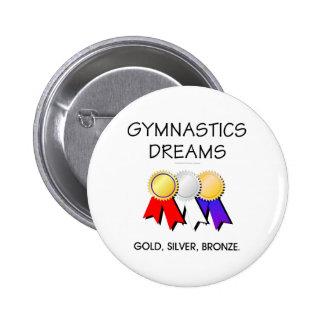 TEE Gymnastics Dreams Pins