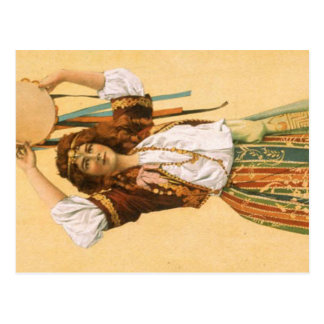 TEE Gypsy Postcard