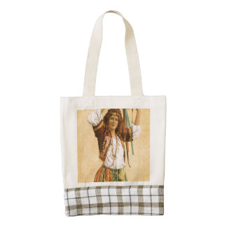 TEE Gypsy Zazzle HEART Tote Bag