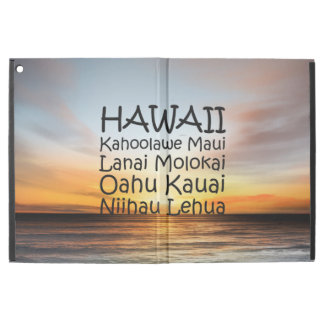 TEE Hawaii iPad Pro Case