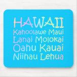 TEE Hawaii Mouse Pad