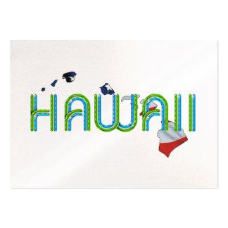 TEE Hawaii Patriot Business Card Templates