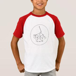 tee hee retro t-shirt