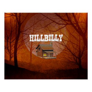 TEE Hillbilly Poster