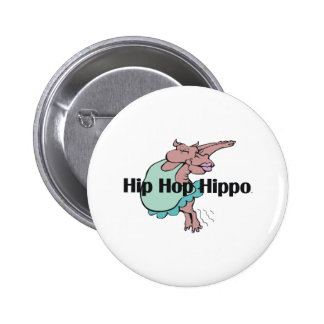 TEE Hip Hip Hippo Pin