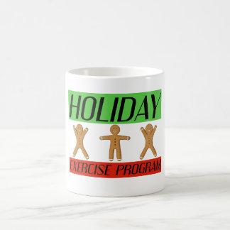 TEE Holiday Exercise Program Mugs