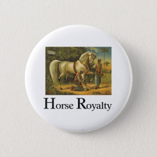 TEE Horse Royalty Button