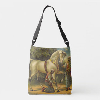 TEE Horse Royalty Crossbody Bag