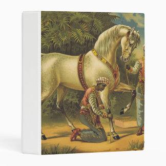 TEE Horse Royalty Mini Binder