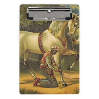 TEE Horse Royalty Mini Clipboard