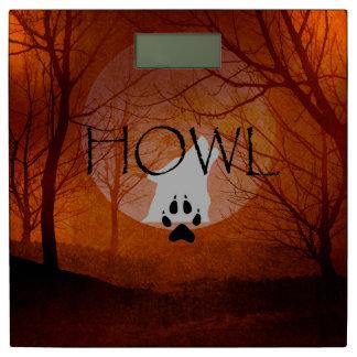 TEE Howl Bathroom Scale