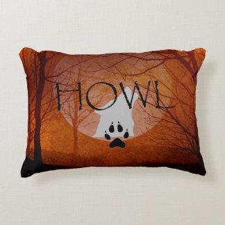 TEE Howl Decorative Pillow
