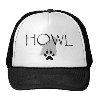 TEE Howl Trucker Hat