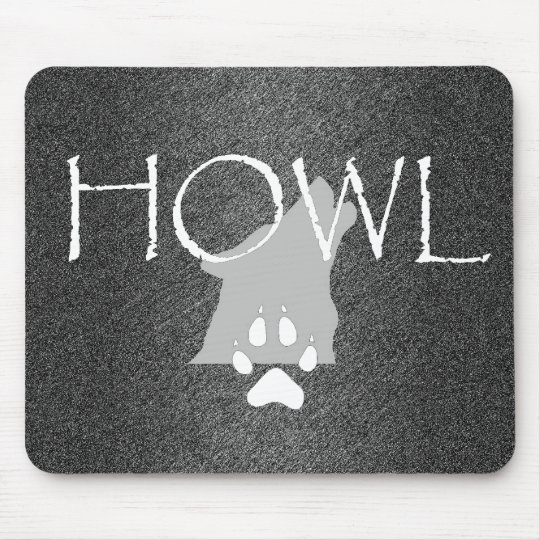 TEE Howl Mouse Pad