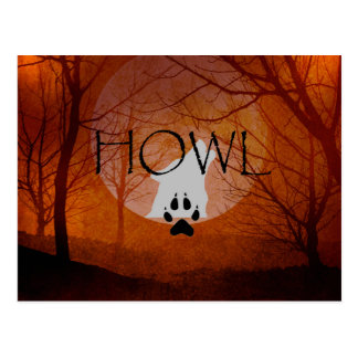 TEE Howl Postcard