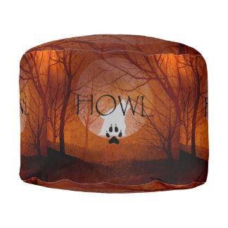 TEE Howl Pouf