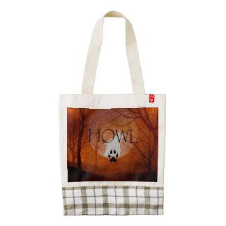 TEE Howl Zazzle HEART Tote Bag
