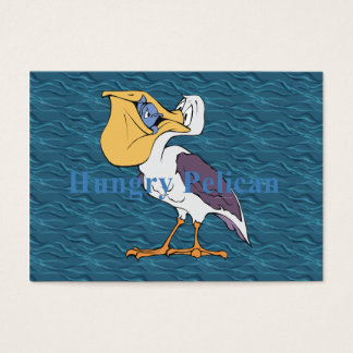 TEE Hungry Pelican Business Card