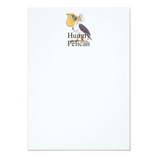 TEE Hungry Pelican Card