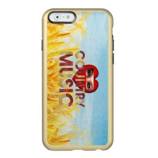 TEE I Love Country Music Incipio Feather Shine iPhone 6 Case