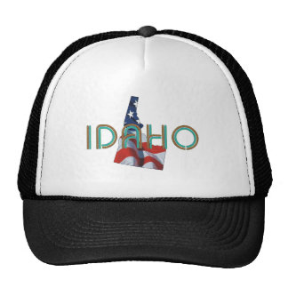 TEE Idaho Patriot Trucker Hat