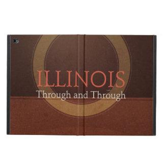 TEE Illinois Powis iPad Air 2 Case