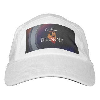 TEE I'm from Illinois Hat