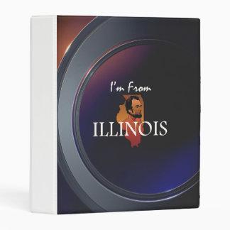 TEE I'm from Illnois Mini Binder