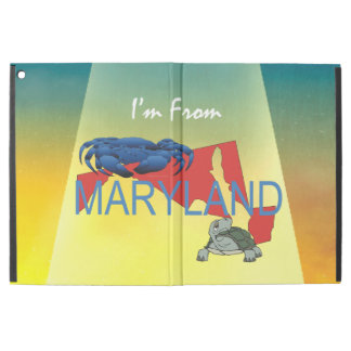 TEE I'm from Maryland iPad Pro Case