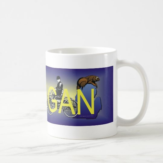 TEE I'm From Michigan Coffee Mug