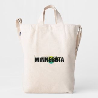 TEE I'm from Minnesota Duck Bag